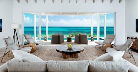 Two Bedroom Beachfront Villa Premier