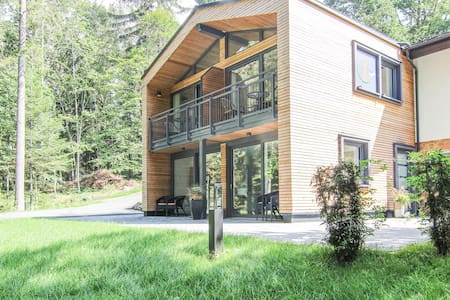 Holiday apartment with 2 bedrooms on 53m² in Crinitzberg/Bärenwald