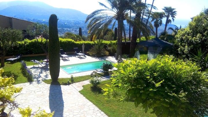 Protocol Hygiene -Luxury secure villa Super view