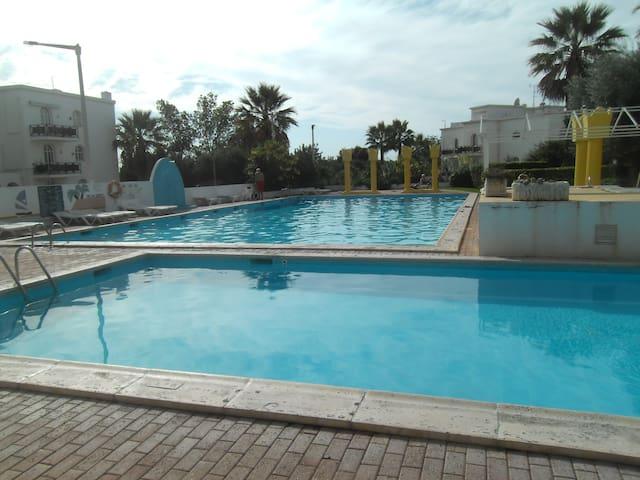 Pool Apartment Tavira Garden