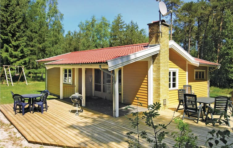 Holiday cottage with 2 bedrooms on 62m² in Nexø