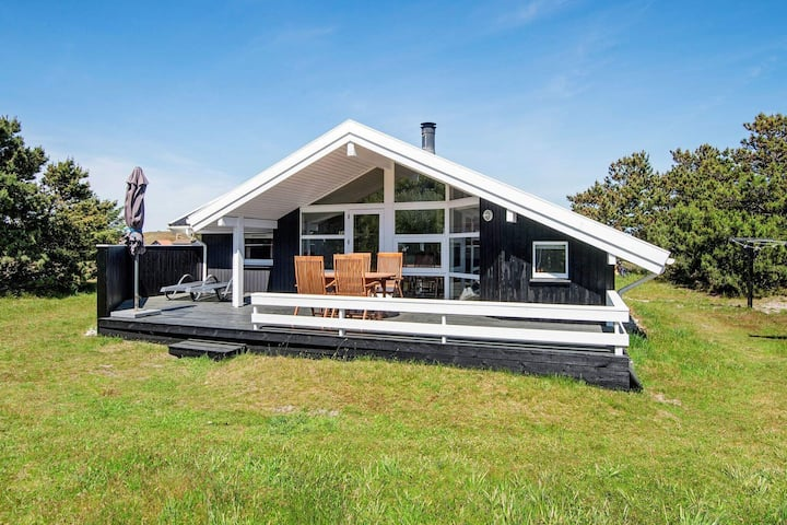 Luxurious Holiday Home in Fanø with Indoor Whirlpool