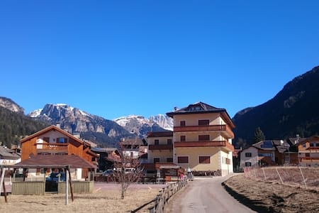 MirarMonti in the heart of Pozza with your Dog - Pozza di Fassa - Pis