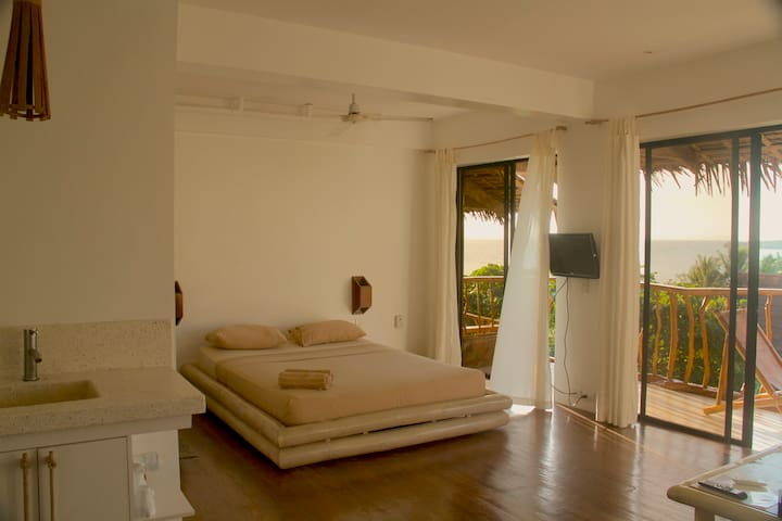 Sea view studio apartment - Boracay