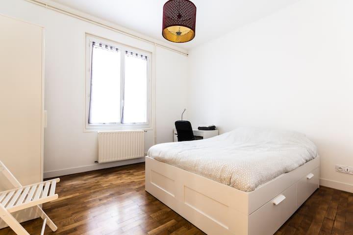 ★ Superbe Appart 3 belles chambres  ♥ de Grenoble