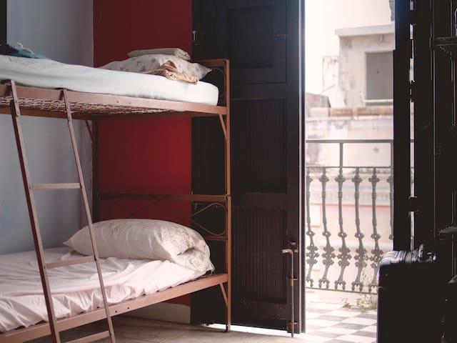 BASE hostel Old San Juan, (Bed 4)