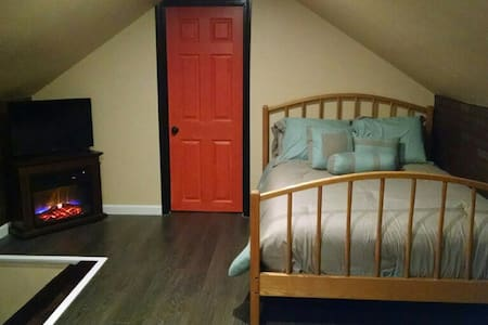 Private Room, House Access,Queen BD - Casa