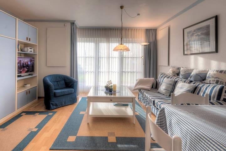 Ferienwohnung/App. für 4 Gäste mit 45m² in Büsumer Deichhausen (127386)