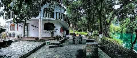 Cabañas San Jerónimo Inn, Habitación Sencilla N.5