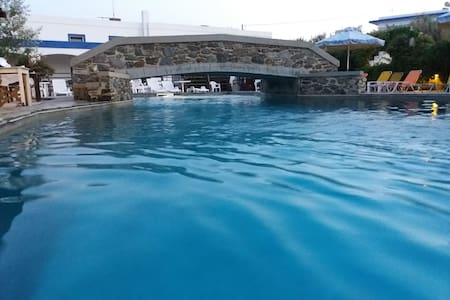 maisonette with swimming pool #8