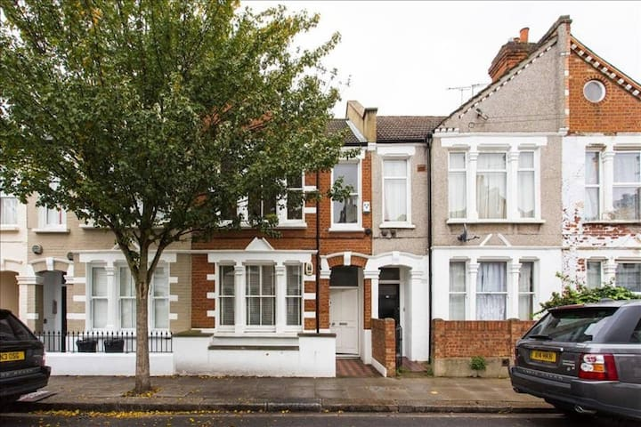 Comfortable Fulham two bed flat with garden - London - Lägenhet