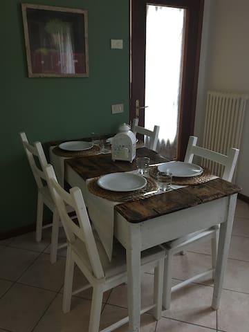 Casa Eulalia- intera casa
