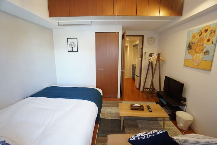 Legal Room!10 mins walk to JR Namba station#CNT47