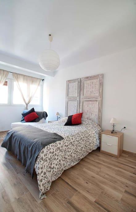 Dormitorio detalles