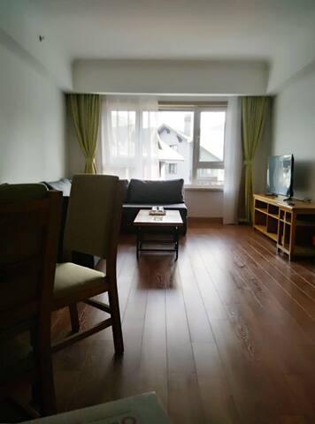 吉林万科松花湖滑雪场青山公寓