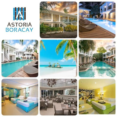 Astoria Boracay Hotel&Resort*GoodFor4adults+2Kids