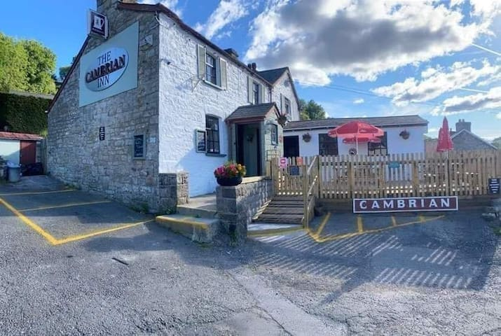 Cambrian inn and holiday home
