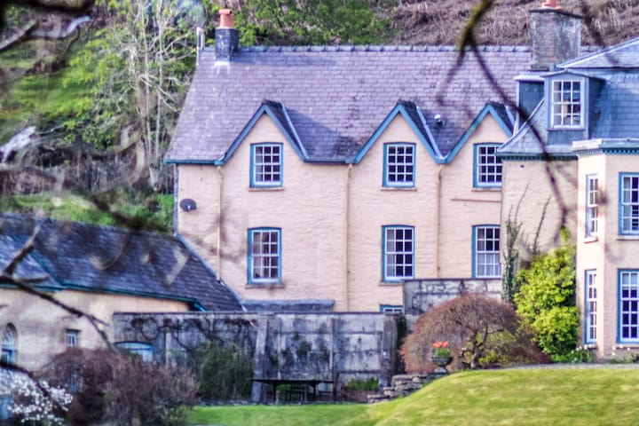 The Old House, Llwyn Madoc