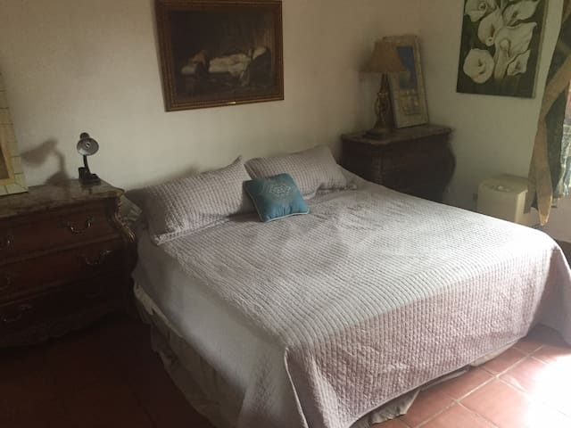 King-Sized Private Bedroom w/ En Suite Bathroom - Alto Boquete