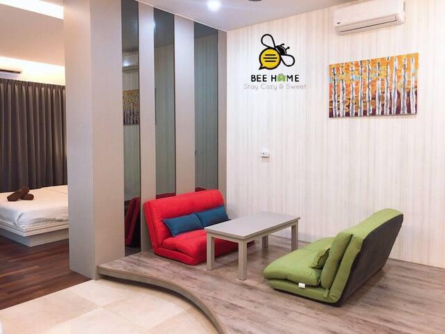 Silverscape Cozy Bee Luxury Homestay B18 (2-4 pax)