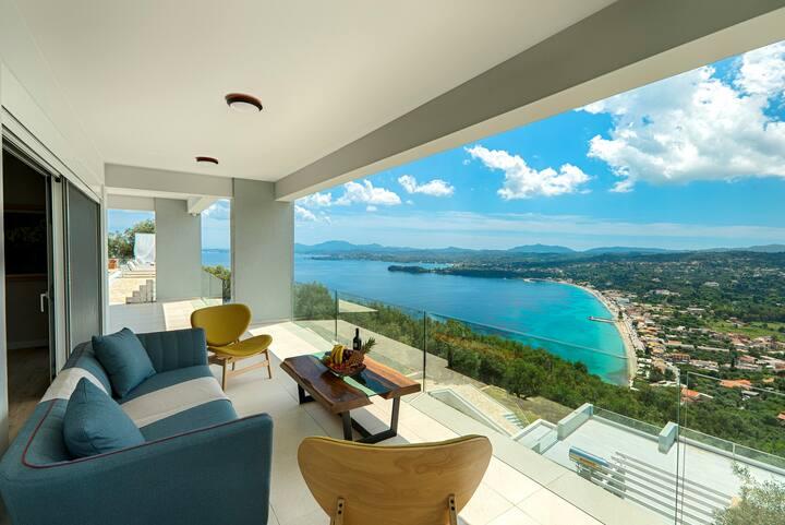 Luxury Villa with Breathtaking Views -  Monika