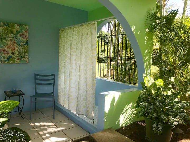 Casa Baraka/1 BR/Jungle Setting/Walk2Beach/