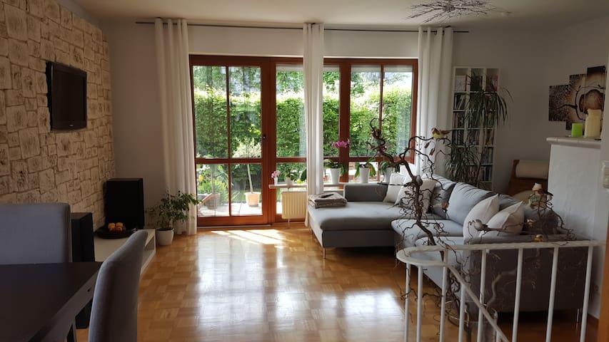 Gemütliches Schlafzimmer in Gröbenzell bei München - Gröbenzell - Apartamento