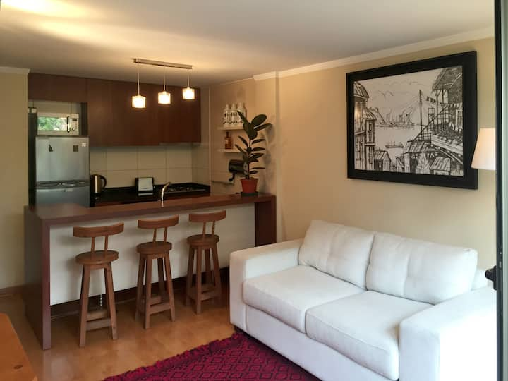 Luxury apartment in excellent location in El Golf.