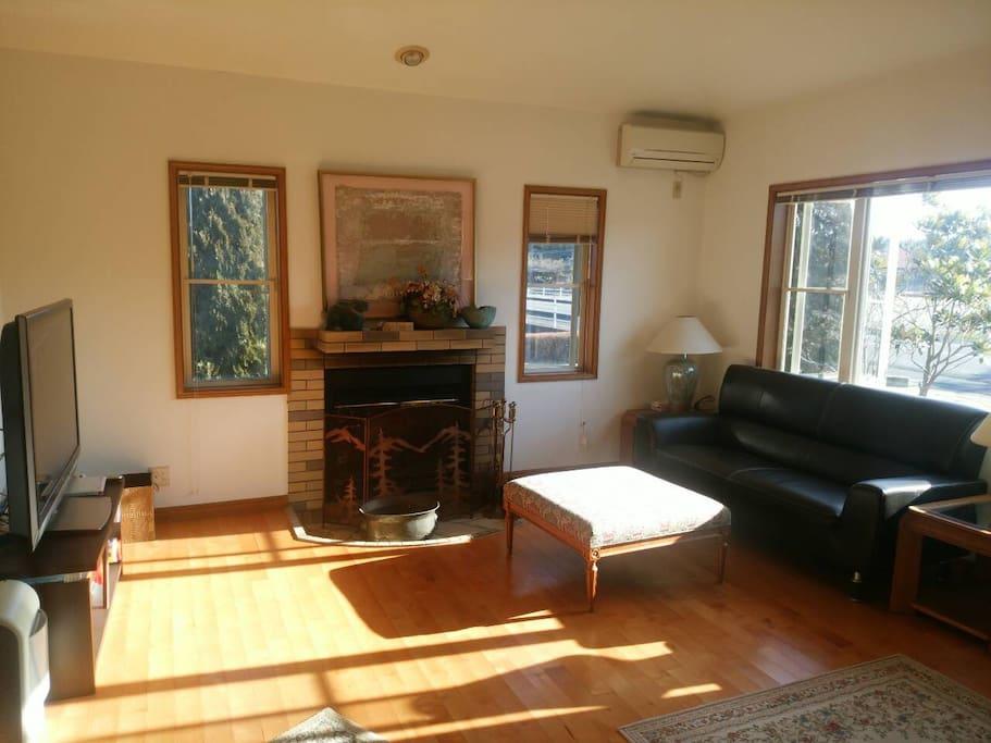 Living Room(リビング)
