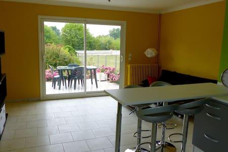 Maison proche  Chambord et Blois, face à la Loire - Muides-sur-Loire - Dům