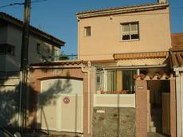 Villa à 2 mn de la mer - Canet-en-Roussillon - Haus