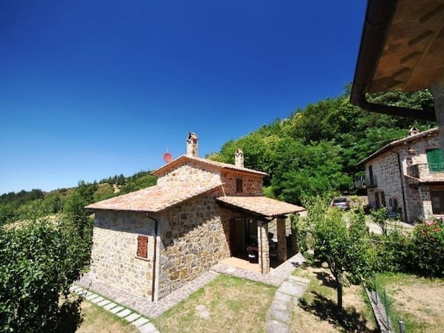 Farmhouse in Seggiano (Pescina) ID 3545