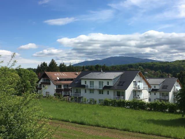 Apartmenthaus Hebelhof