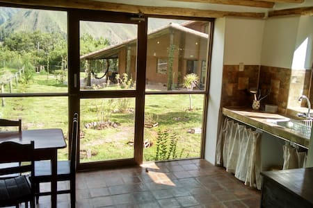 new ''casita'' in sacred valley - Huayllabamba - Kabin