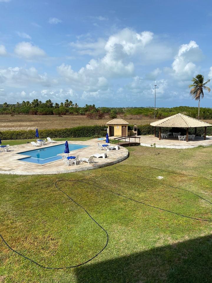 Flat no Gavôa Resort (Bloco A)