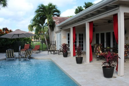 Home away from home, clean, quiet and Private - Deerfield Beach