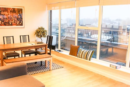 Penthouse room with en-suite - Londra - Loft