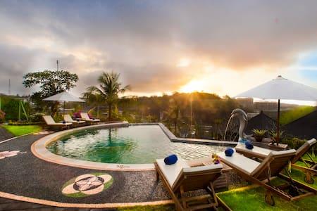 1BR Garden Villa with Pandawa Beach Club, Bali