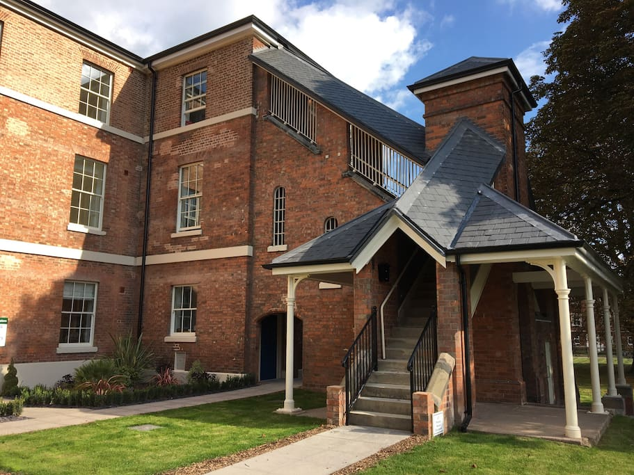 St Georges Mansions Stunning Penthouse Apartment Apartments For Rent In Stafford England