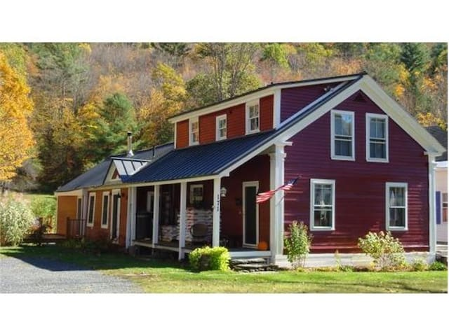 VT Ski house perfect for families. - Whitingham