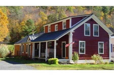 VT Ski house perfect for families. - Whitingham - Haus