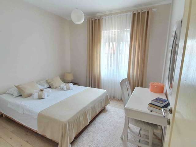 Simple, cozy bedroom near Podgorica airport 2