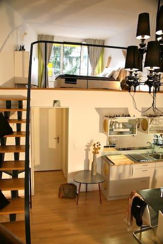 Signature Loft Maisonette riverside ciyt centre