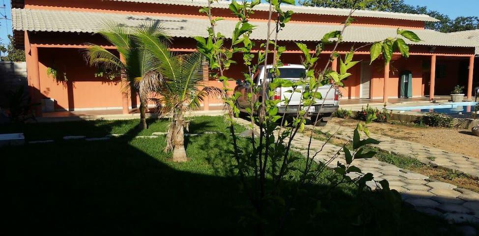 Casa de temporada em Aruanã - GO
