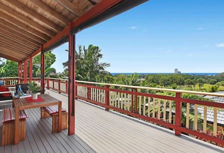 Spectacular Views! Big Spacious Home Near Beaches - Elanora