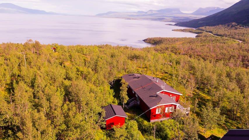Björkliden - Lägenhet 4-bäddar med fint läge - Kiruna V - Wohnung