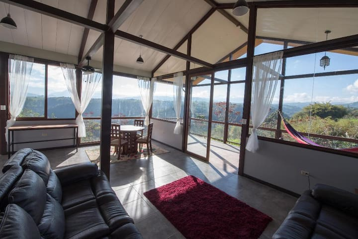 Above the Clouds Guest House and Coffee Farm
