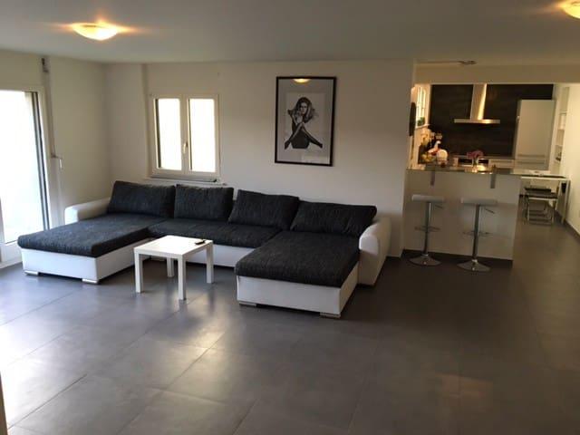 Appartement près de L'EPFL LS12 - Bussigny - Apartmen