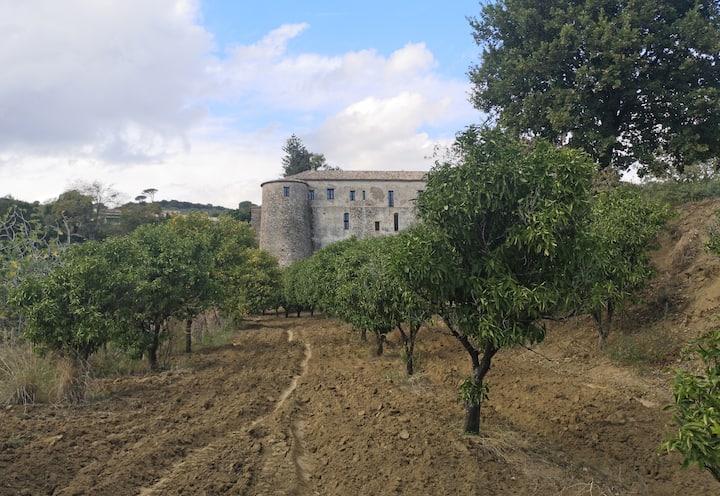 Relax, natura e storia in un antico convento