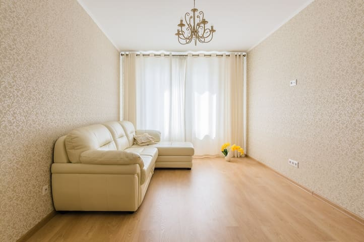 Nice appartment beside the park - Minsk - Lägenhet